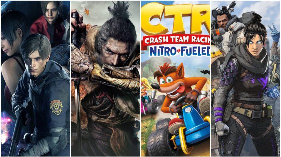 [Lista] Os 10 melhores jogos de 2019 para PlayStation 4 até agora