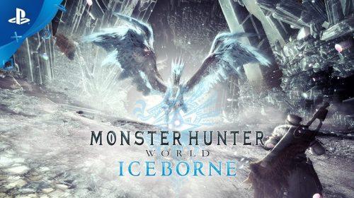 Monster Hunter World: Iceborn recebe trailer de história; assista
