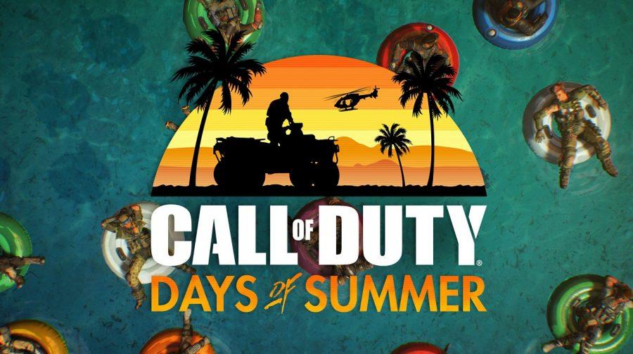Call of Duty: Black Ops 4 recebe atualização Dias de Verão
