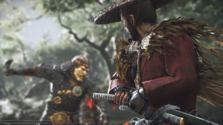 Sony reafirma: Ghost of Tsushima vai sair para o PlayStation 4