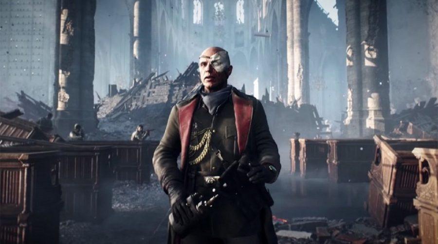 Battlefield V: nome de skin alterado por coincidência histórica
