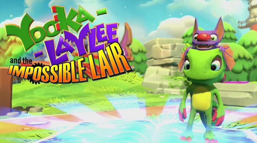 Yooka-Laylee and the Impossible Lair chega em outubro ao PS4