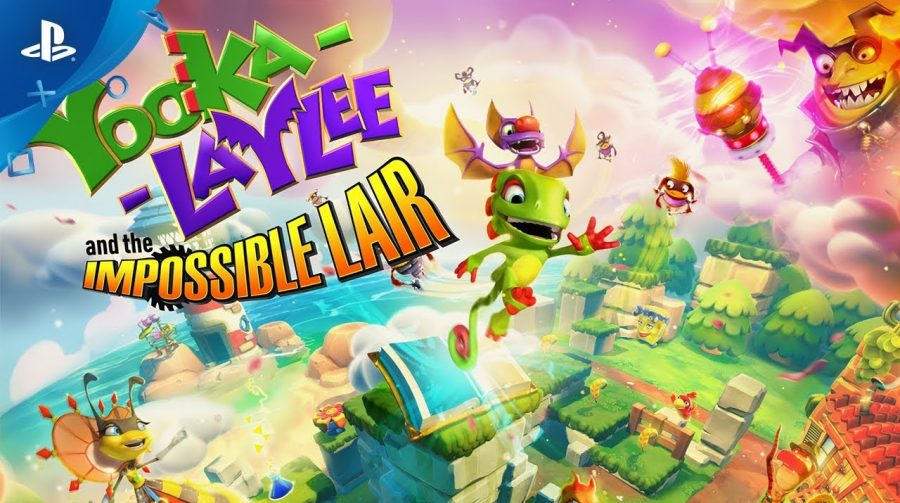 Playtonic anuncia Yooka-Laylee and the Impossible Lair; Veja primeiro gameplay