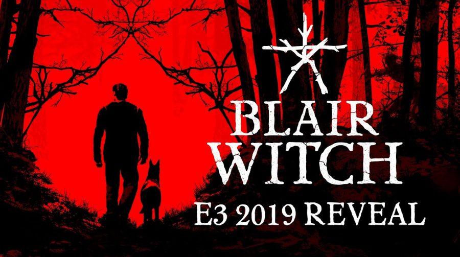 Hora do Medo! Blair Witch é anunciado na E3; Chega em 30 de agosto