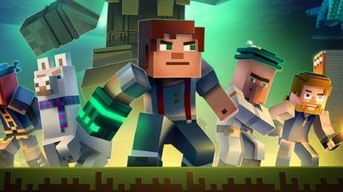 Game Over! Minecraft: Story Mode será removido da PS Store este mês