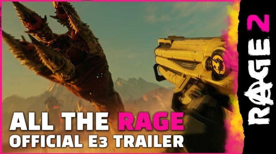 RAGE 2: jogo receberá novos conteúdos ainda neste ano; saiba mais