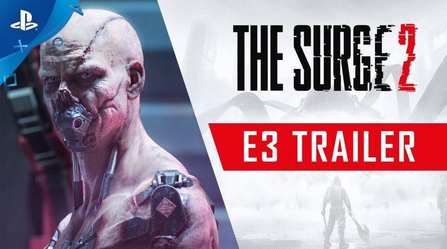 The Surge 2 recebe trailer na E3 2019; Vídeo destaca apocalipse