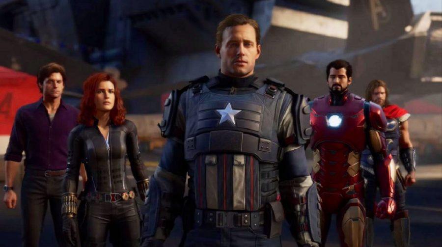 Vídeo off-screen mostra gameplay de Marvel's Avengers