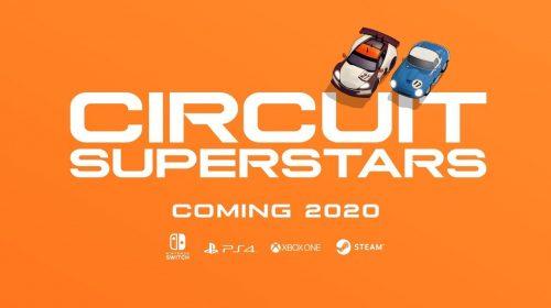 Circuit Superstars, jogo de corrida arcade, é anunciado na E3 2019