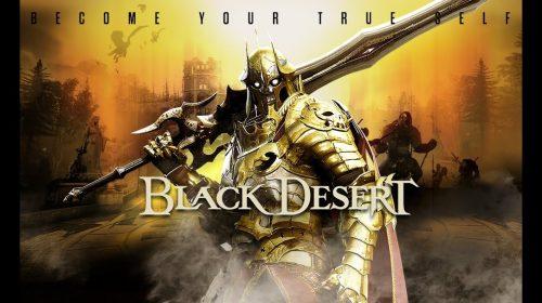 Black Desert é oficialmente anunciado para PS4