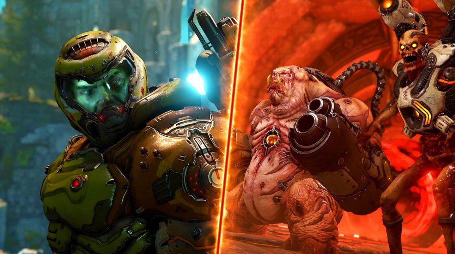 DOOM Eternal não contará com o multiplayer tradicional; entenda