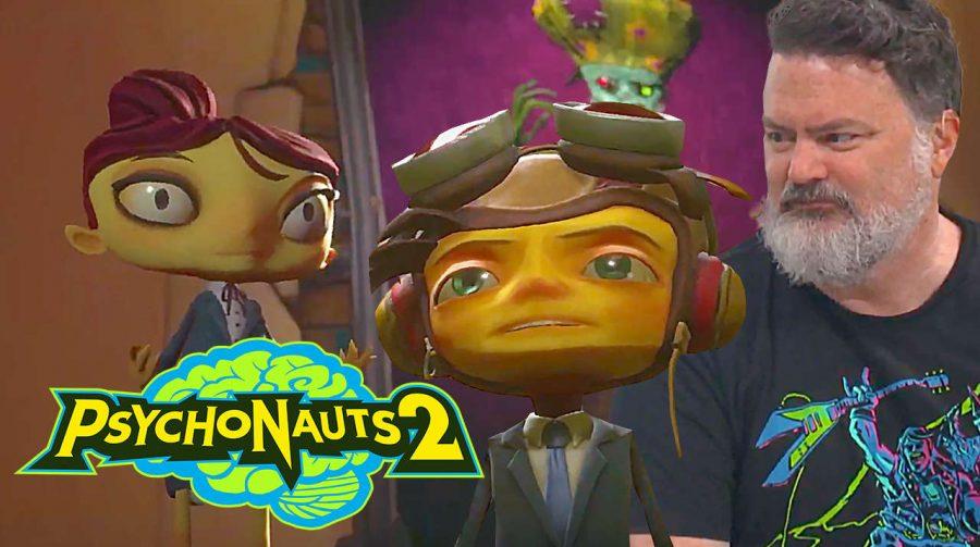 Psychonauts 2: diretor fala sobre o jogo; Título ainda chega ao PS4