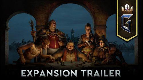 GWENT: The Witcher Card Game vai receber nova expansão em 28 de junho