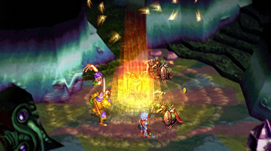 Diretor explica ausência de Grandia HD Collection no PlayStation 4