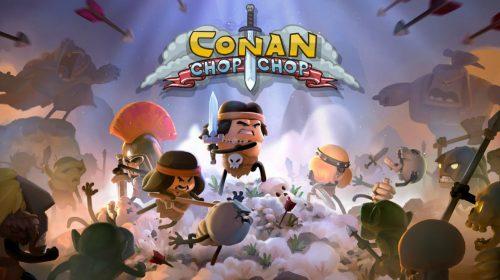 Conan Chop Chop é adiado mais uma vez e chega no início de 2021