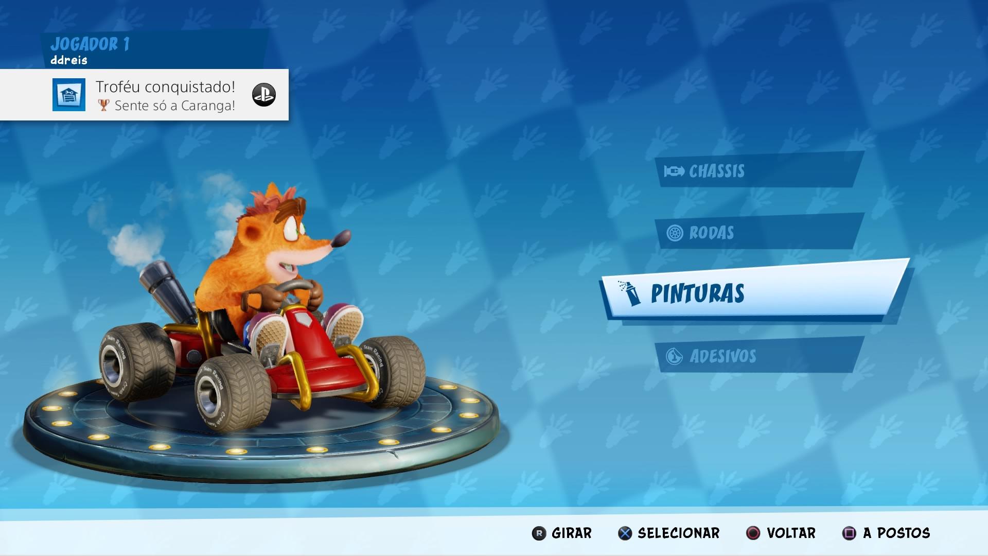Crash Racing