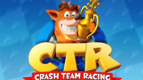 Como conseguir 101% em Crash Team Racing Nitro-Fueled