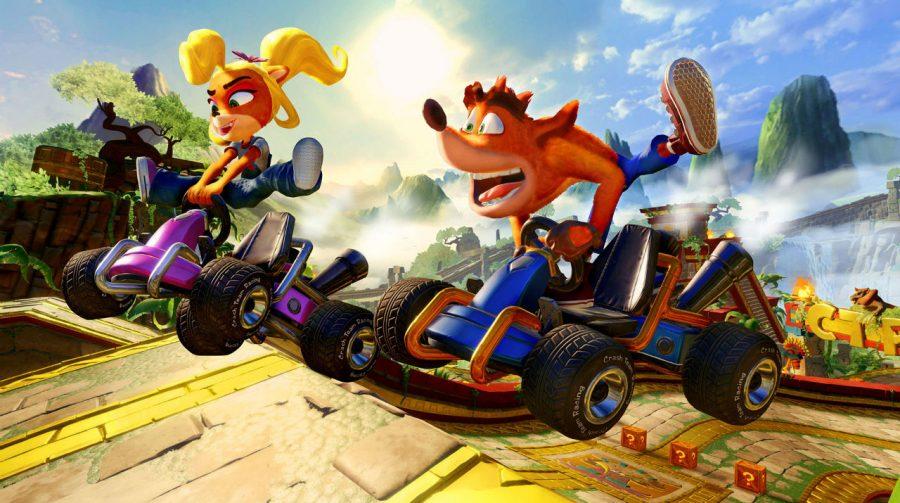 Troféus Crash Team Racing Nitro-Fueled prometem bons desafios