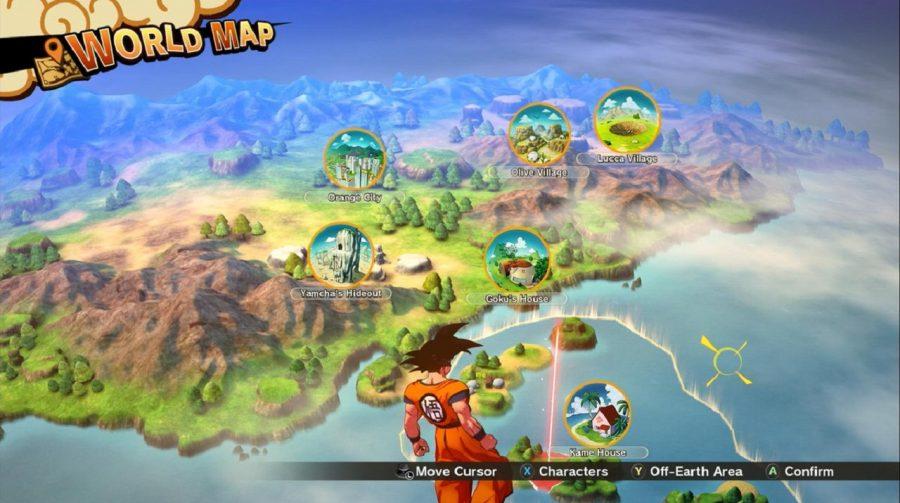 Dragon Ball Z: Kakarot ganha novas imagens e gameplay; veja