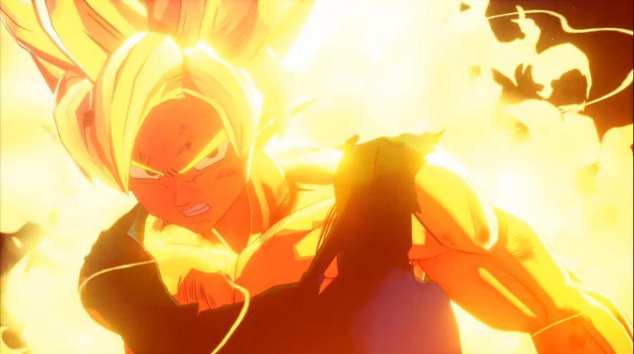 Dragon Ball Z: Kakarot possui