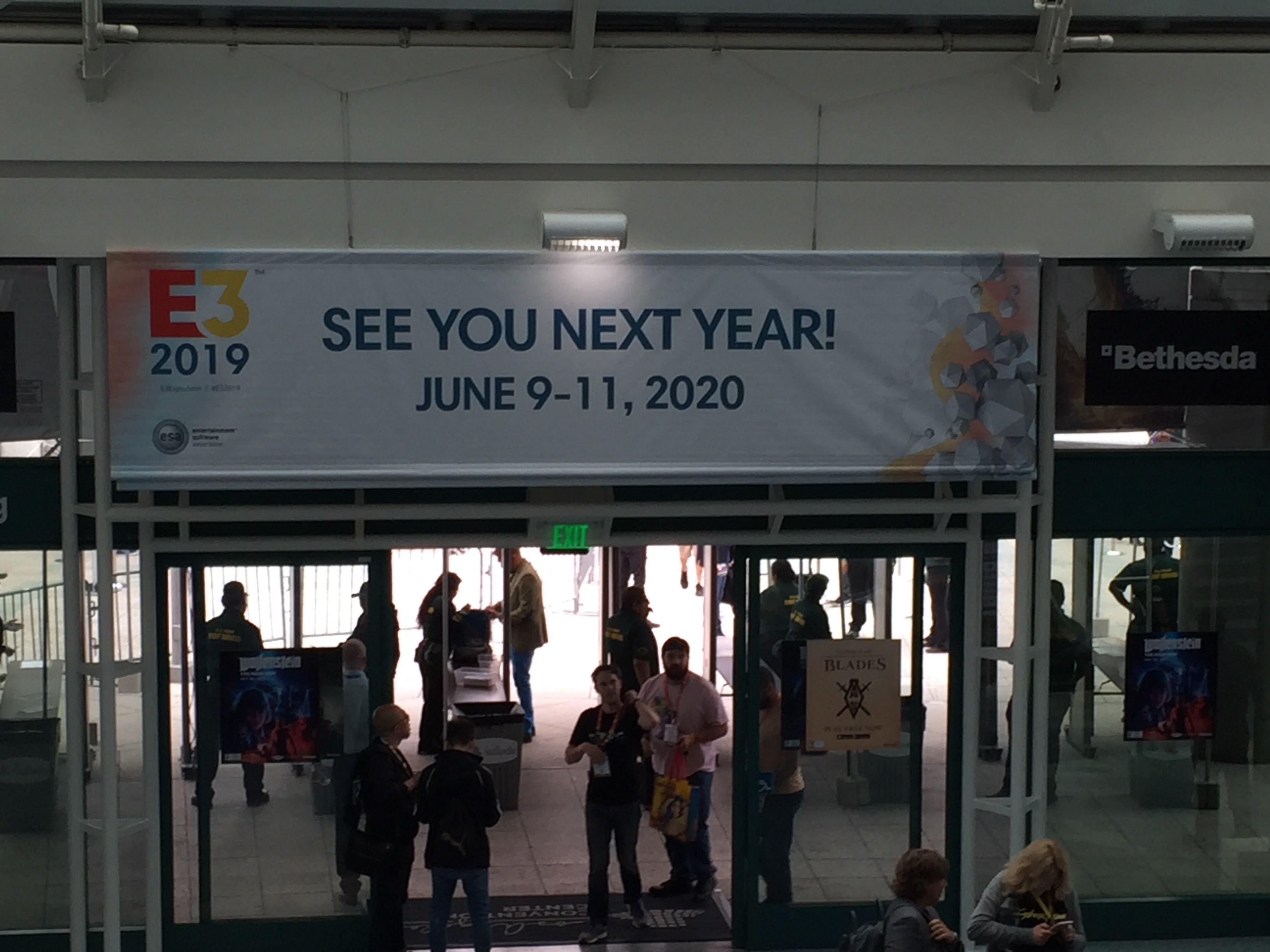 E3 2019 Los Angeles
