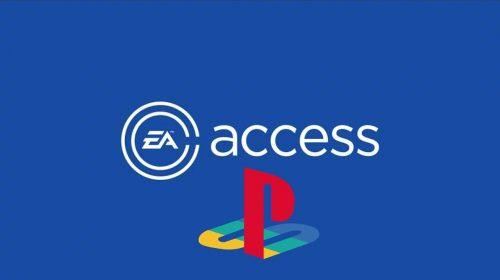 EA revela: EA Access chega ao PS4 em 24 de julho