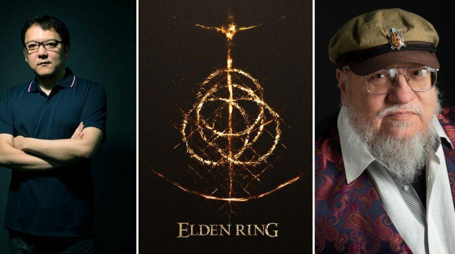 Com George Martin, Elden Ring será o maior jogo já feito pela FromSoftware