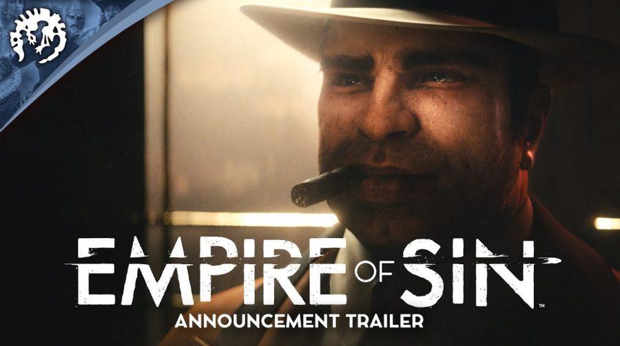 Empire of Sin permite que você seja o