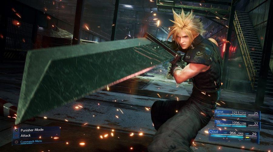 Cloud e Aerith aparecem em novas imagens de Final Fantasy VII Remake