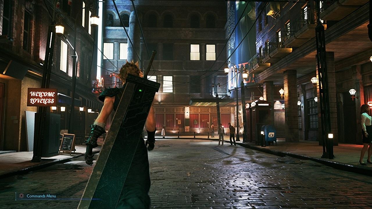 Final Fantasy VII Remake 8
