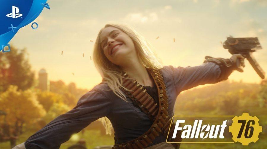 Bethesda sabia dos erros de Fallout 76 antes do lançamento, diz diretor