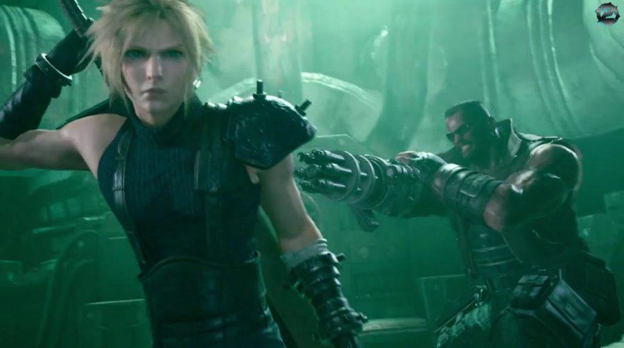 Final Fantasy VII Remake recebe trailers impressionantes de gameplay; veja