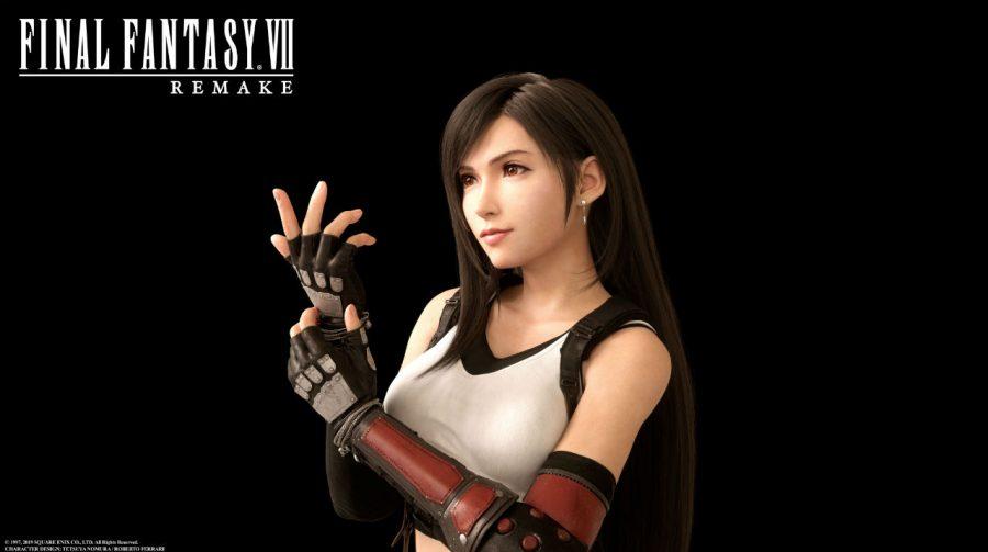 Final Fantasy VII Remake virá em dois discos de blu-ray, revela Square