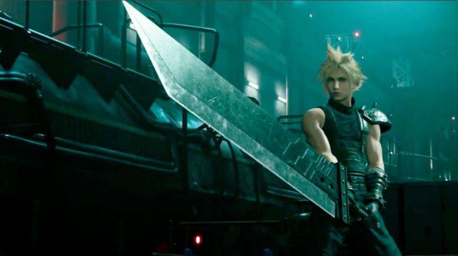 Combate de Final Fantasy VII Remake une o moderno com o clássico