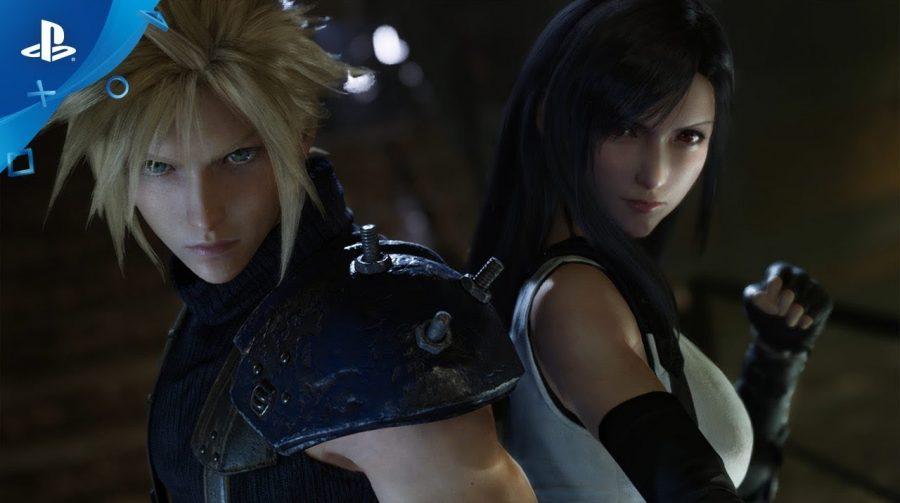 Final Fantasy VII Remake terá legendas em PT-BR