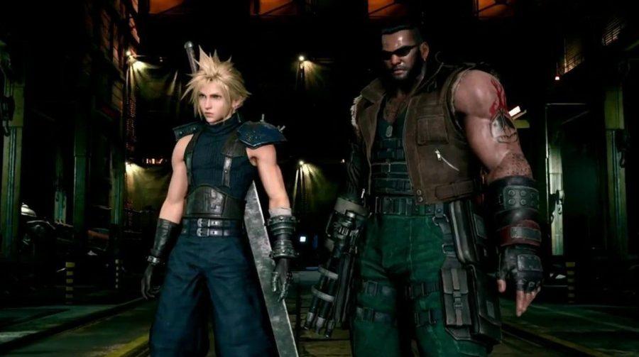 Final Fantasy VII Remake: sistema de batalhas e lindas imagens em destaque