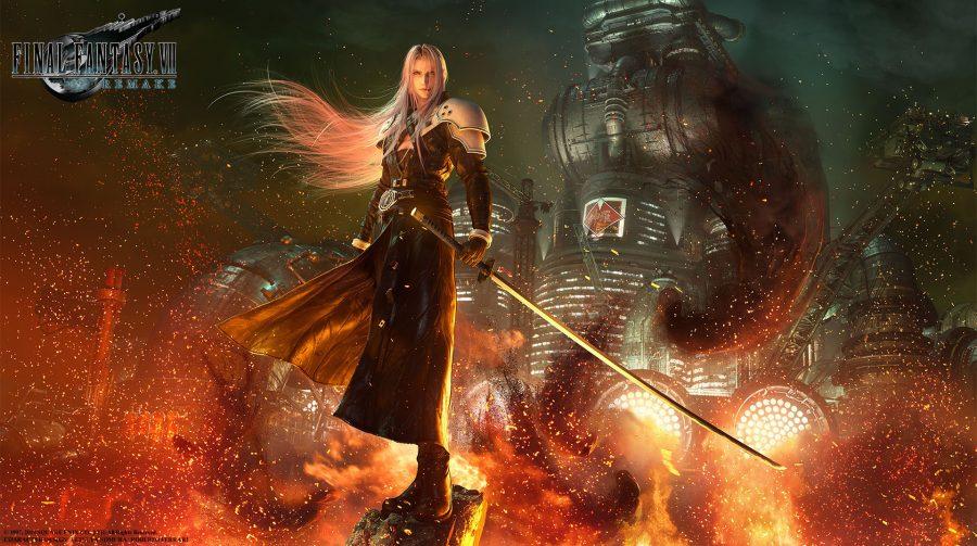 Sephiroth chegou! Final Fantasy VII Remake exibe vilão em novo trailer
