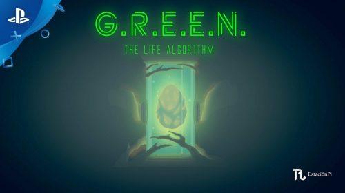 G.R.E.E.N. The Life Algorithm chegará ao PS4 em breve; conheça