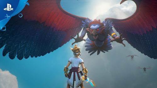 Dos criadores de Assassin's Creed, Ubisoft anuncia belo Gods & Monsters