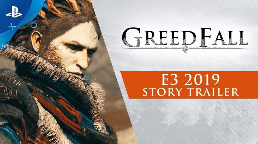 Greedfall ganha (mais um) novo trailer e chega em setembro; assista