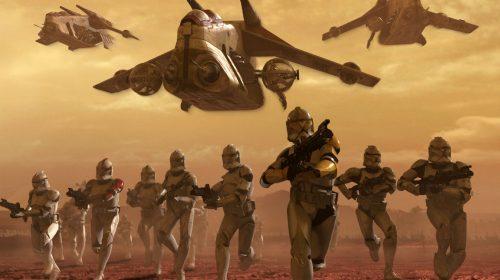 Star Wars Battlefront II receberá conteúdo baseado nas Guerras Clônicas