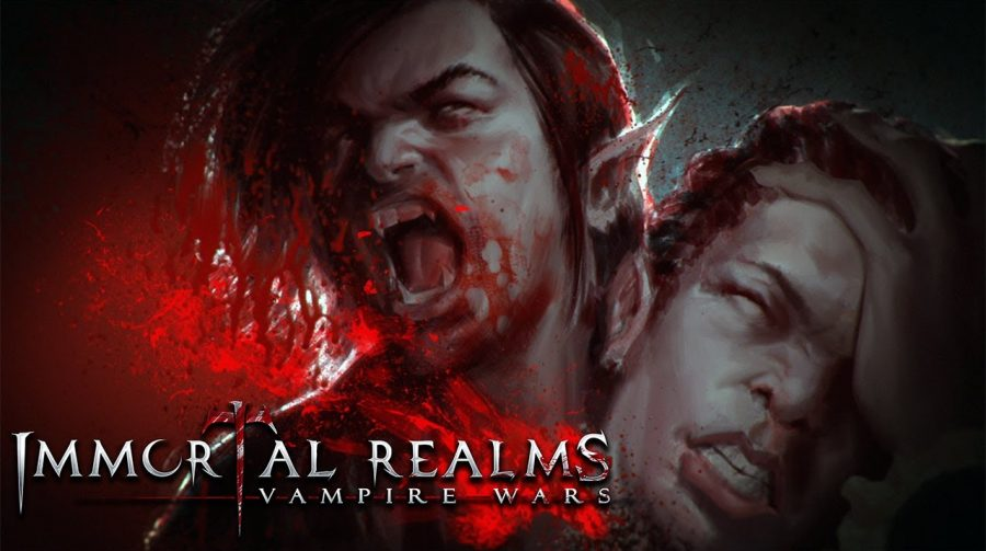 Immortal Realms: Vampire Wars é anunciado e chega no início de 2020