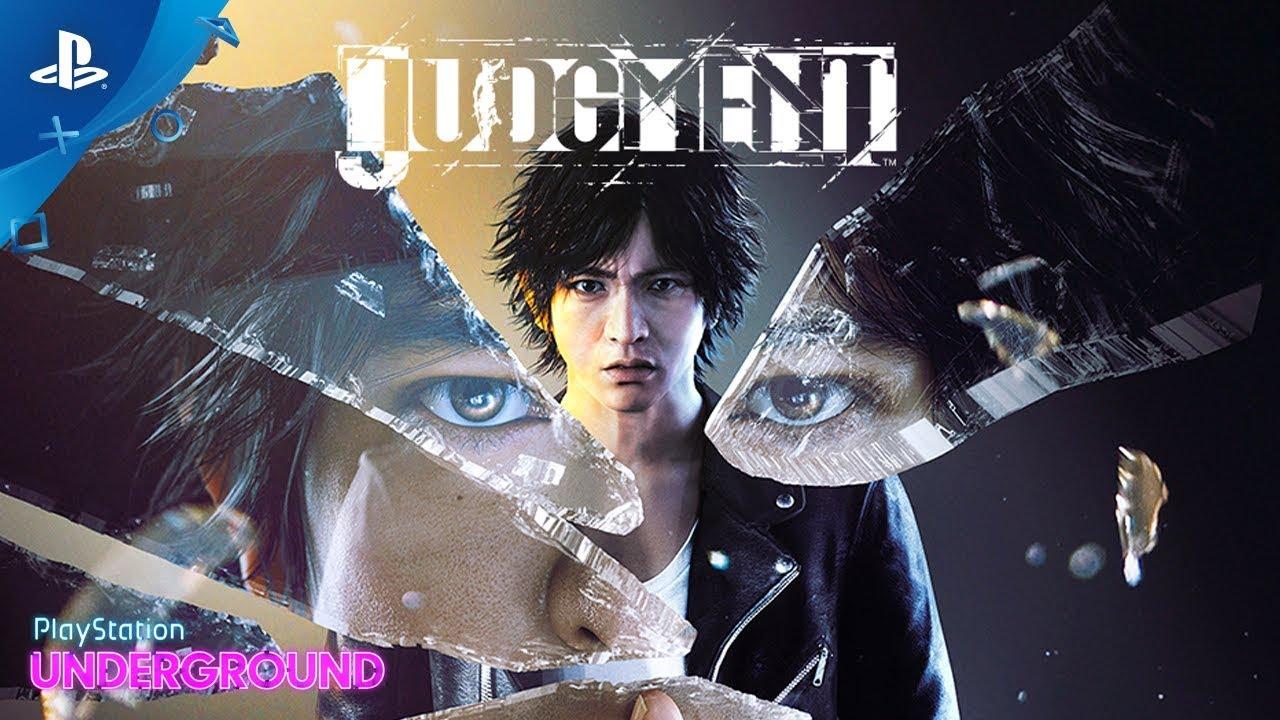 Judgment, um dos 20 melhores jogos de PlayStation lançados no 1º semestre de 2021