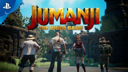 JUMANJI: The Video Game é anunciado para PS4