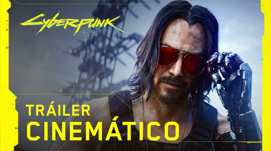 Cyberpunk 2077: Conheça Johnny Silverhand, o personagem de Keanu Reeves
