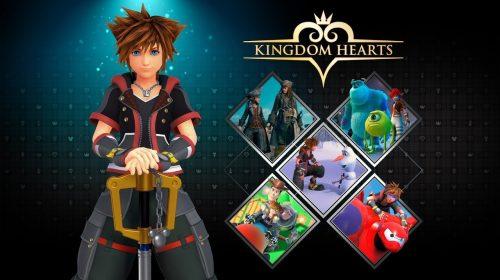 Roxas, Aqua e Riku serão jogáveis em DLC de Kingdom Hearts 3; saiba mais