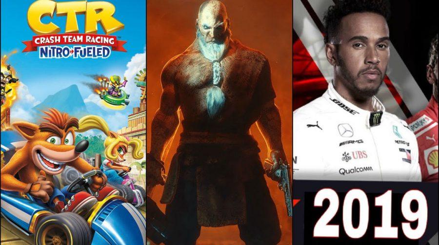 [Lançamentos] Veja quais jogos chegam ao PlayStation 4 no mês de junho de 2019
