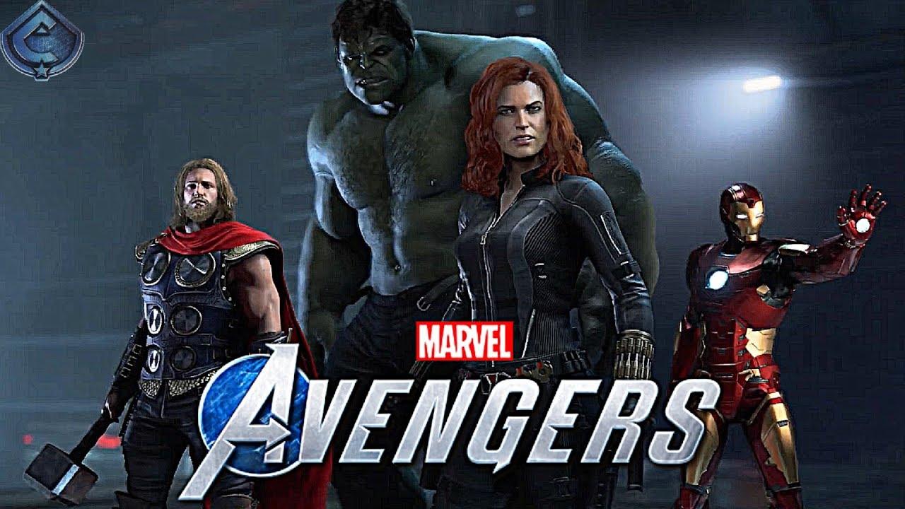 Resultado de imagem para marvel avengers game