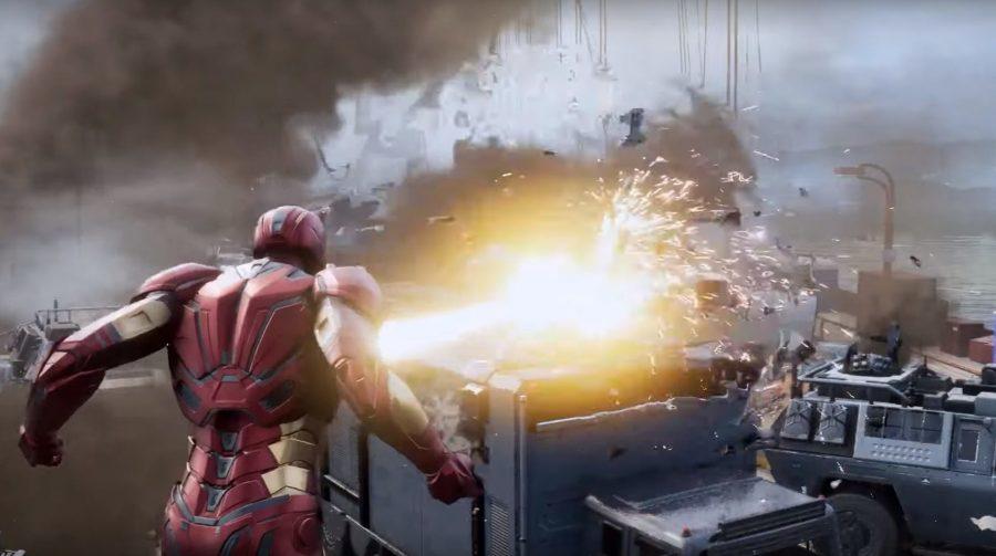 BGS 2019: Marvel's Avengers ganha detalhes a portas fechadas