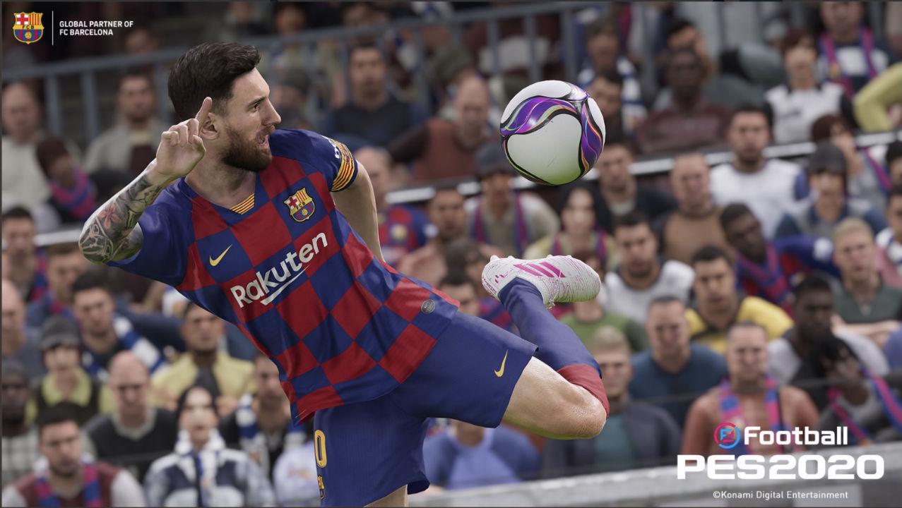 PES 2020: Master League remasterizada e Matchday são novidades 1